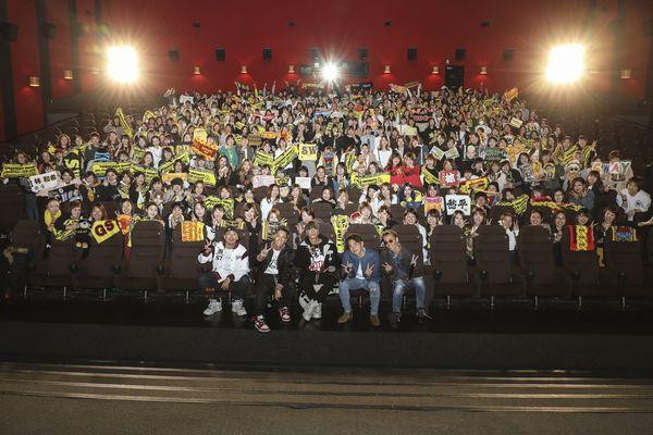 4.DOBERMAN INFINITYファンクラブ限定イベント