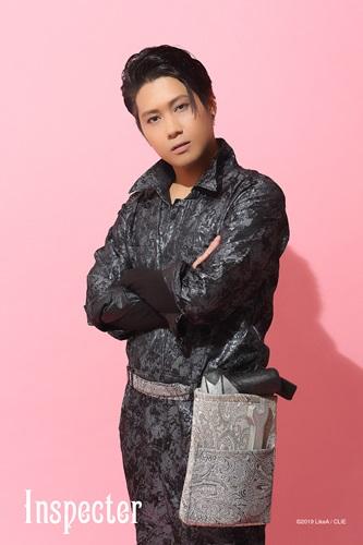 インスペクター役:SHUN(Beat Buddy Boi)