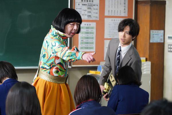 NTV俺スカ田中先生場面写真1