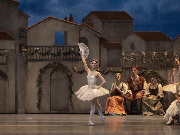 Akane Takada in The Royal Ballet's Don Quixote (c) ROH 2019. Photo by Andrei Upenski (2)