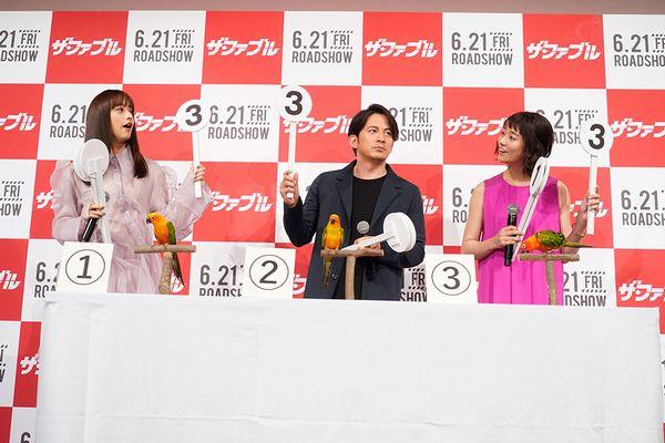 「ザ・ファブル」スペシャルトークイベント_2