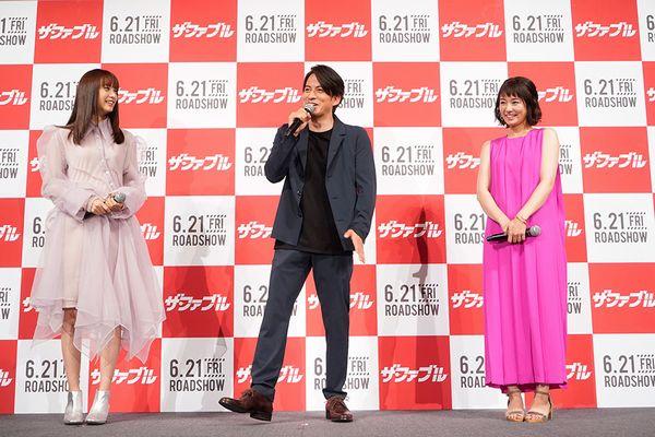 「ザ・ファブル」スペシャルトークイベント_3