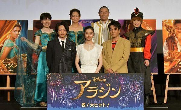 『アラジン』_大ヒット記念イベント_メイン