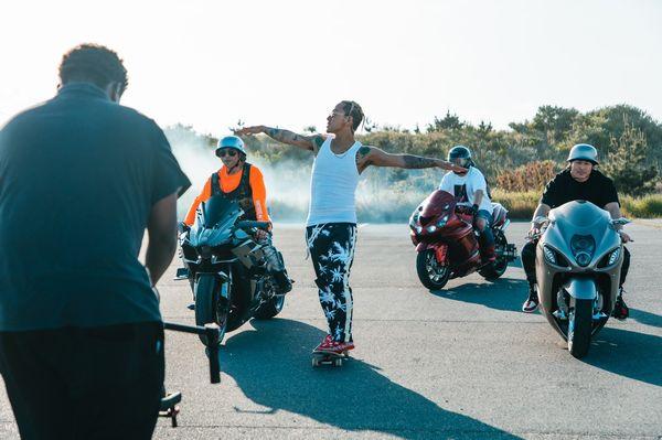 1.MV撮影