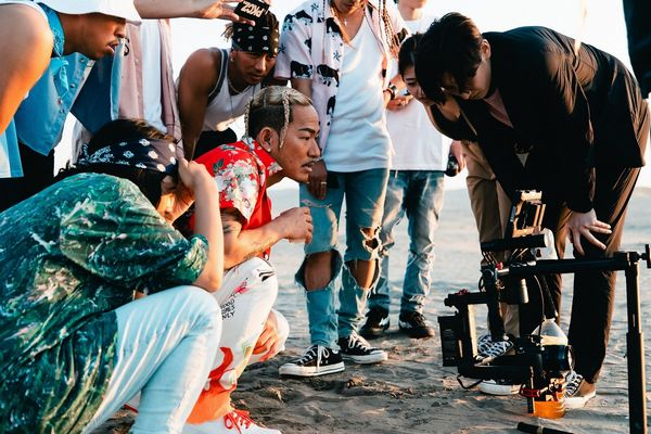3.MV撮影
