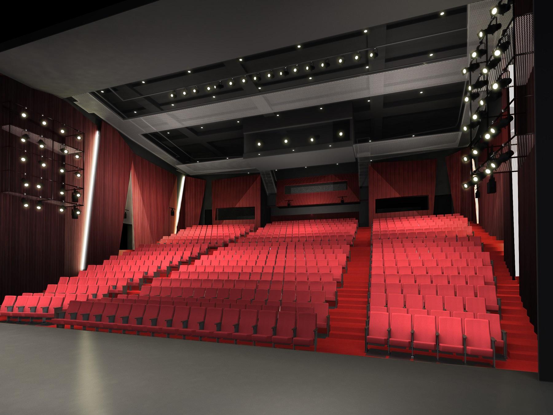 PARCO劇場客席イメージ
