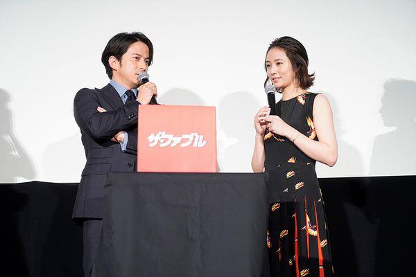 『ザ・ファブル』0704大ヒット御礼イベント_2