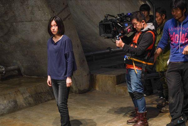【7月12日(金)正午解禁】『東京喰種【S】』アクションメイキング2