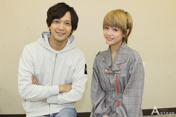 舞台『嘘と勘違いのあいだで』 インタビュー 辻本祐樹&新垣里沙 ...