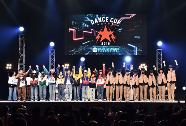 DANCE CUP 2019