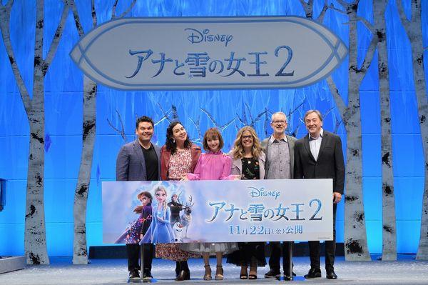 『アナと雪の女王2』メイン