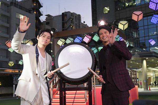 (左から)村上虹郎、森崎ウィン2_DSC_7649-min1