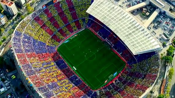 01 mosaic Camp Nou
