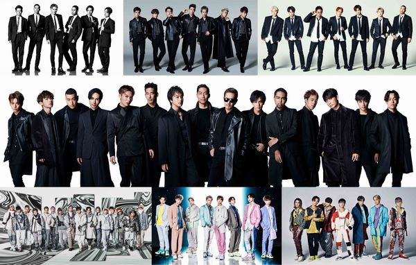 ③LDH PERFECT AUDITION EXILE TRIBE