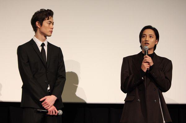 映画『his』0125公開記念舞台挨拶オフィシャル写真 (2)