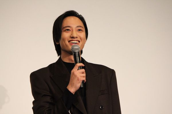 映画『his』0125公開記念舞台挨拶オフィシャル写真 (4)
