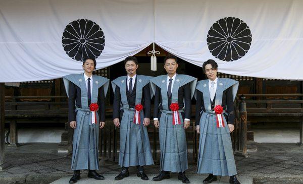 澤本夏輝、MAKIDAI、ÜSA、TETSUYA