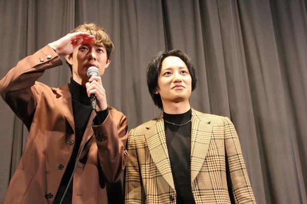 0207『his』ヒット御礼舞台挨拶オフィシャル写真 (3)