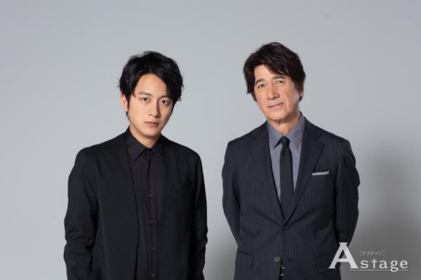 「連続ドラマW-オペレーションZ」草刈正雄様×溝端淳平様-(14)