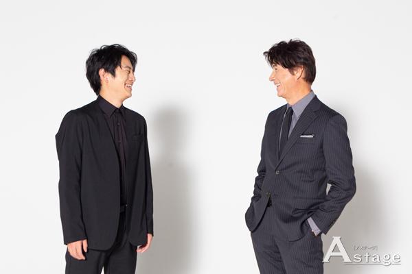 「連続ドラマW-オペレーションZ」草刈正雄様×溝端淳平様-(42)