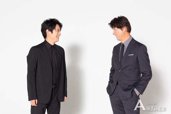 「連続ドラマW-オペレーションZ」草刈正雄様×溝端淳平様-(43)