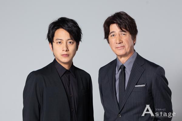 「連続ドラマW-オペレーションZ」草刈正雄様×溝端淳平様-(8)