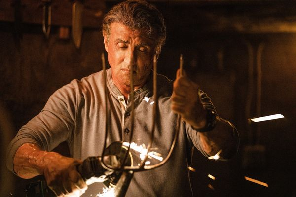 Sylvester Stallone stars as 'John Rambo' in Rambo V Last Blood. Photo credit: Yana Blajeva.