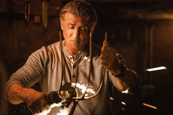 Sylvester Stallone stars as 'John Rambo' in Rambo V Last Blood. Photo credit: Yana Blajeva.