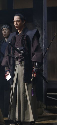 EXILE AKIRA/山本帯刀役