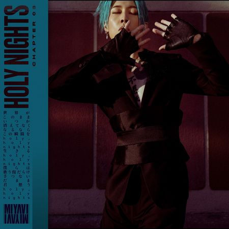 MIYAVI「HOLY NIGHTS」ジャケ写