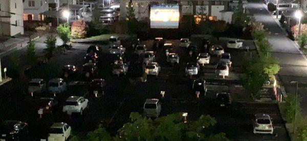 「星屑の町」ドライブインシアター③