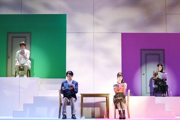 恋を読むvol.2『逃げるは恥だが役に立つ』舞台写真(1)
