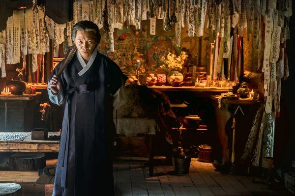 ウォン・ヒョンジュン(as長城の占い師)