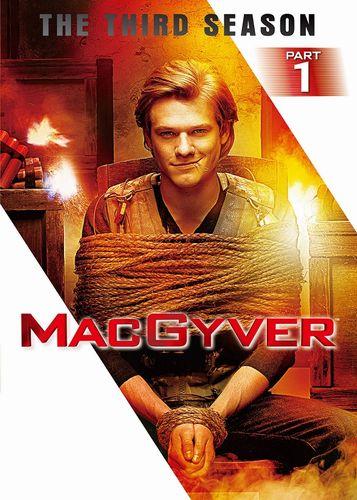 マクガイバー シーズン3 DVD-BOX PART1