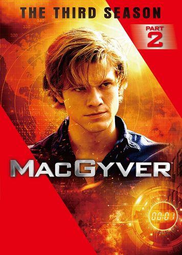 マクガイバー シーズン3 DVD-BOX PART2