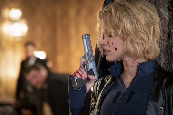 Sasha Luss stars as 'Anna' in ANNA.