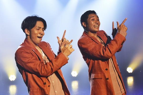 NAMA!HO!SHOW!ステージ写真⑤_kazuki、shoji