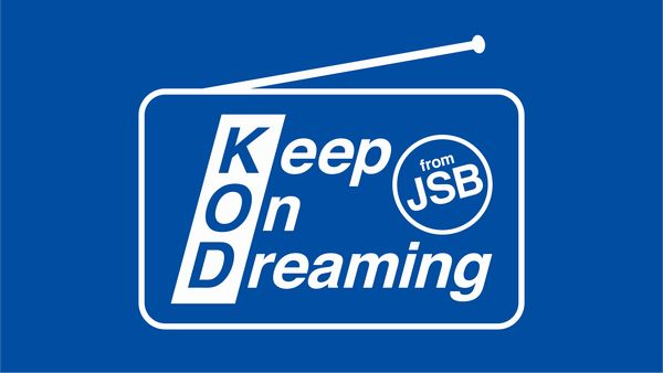 keep on dreaming logo