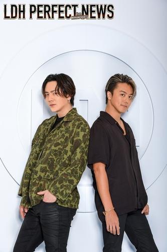 登坂広臣、EXILE TAKAHIRO