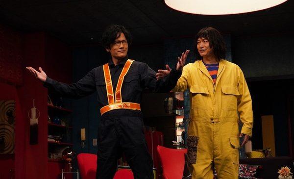 「誰かが、見ている」舎人&レッツ大納言 慎吾&吾郎