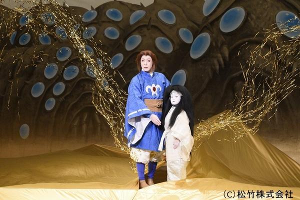 新作歌舞伎『風の谷のナウシカ』ディレイビューイングWEB1