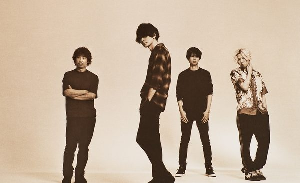 BUMP OF CHICKENアー写