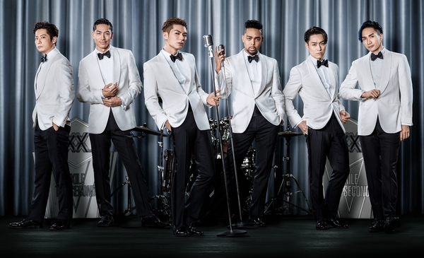 ①EXILE THE SECOND