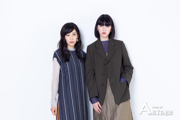 『Daughters』三吉彩花さん×阿部純子さん-(8)