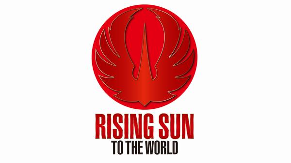 RISING SUNロゴmain