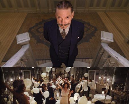 『ナイル殺人事件』_ポアロ&客船内のパーティー