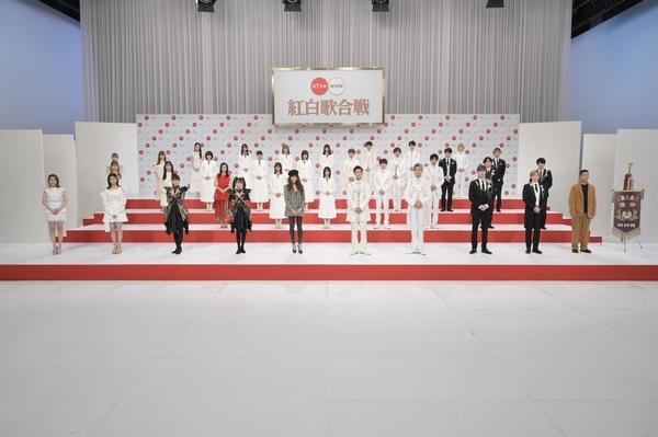 ★71紅白・初出場者全体写真1