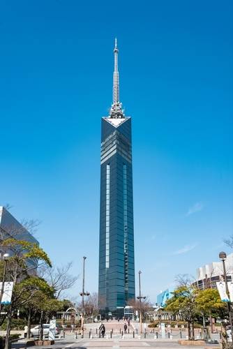 福岡タワー(通常時)
