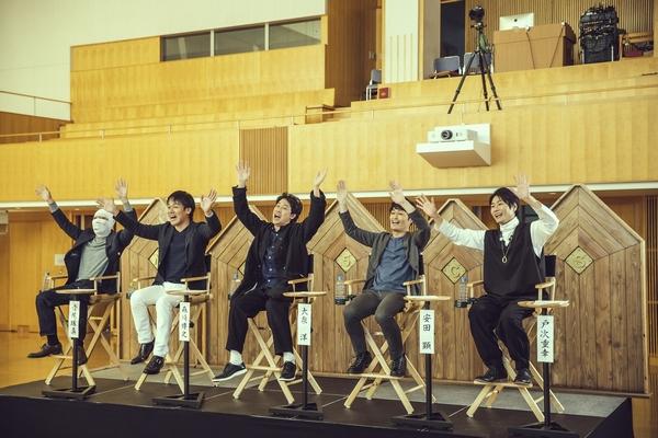 【12月24日(木)21時解禁】WOWOWオリジナル「がんばれ!TEAM NACS」写真1
