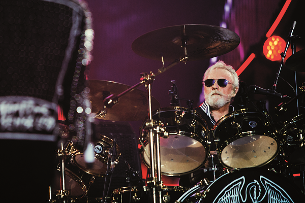 Queen Roger Taylor Brussels 2016 - 075 FINAL VERSION